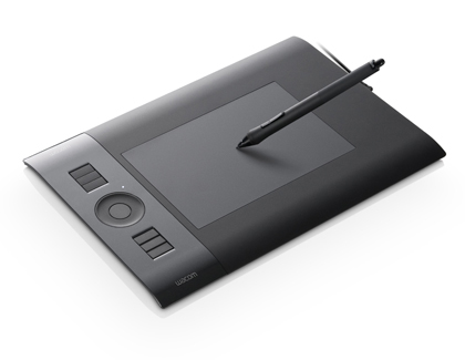 Wacom Intuos Tablet - TouchDesigner 088 Wiki
